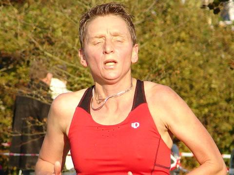 Veelvoudig Nederlandskampioen Irma Heeren in Harderwijk(2011)