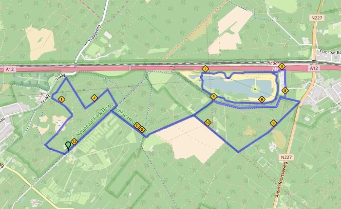 parcours3Bergenloop